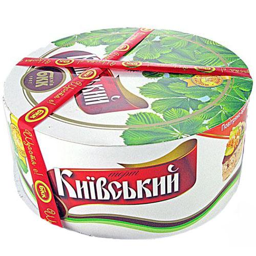 Торт Київський (450гр, БКК) фото товару