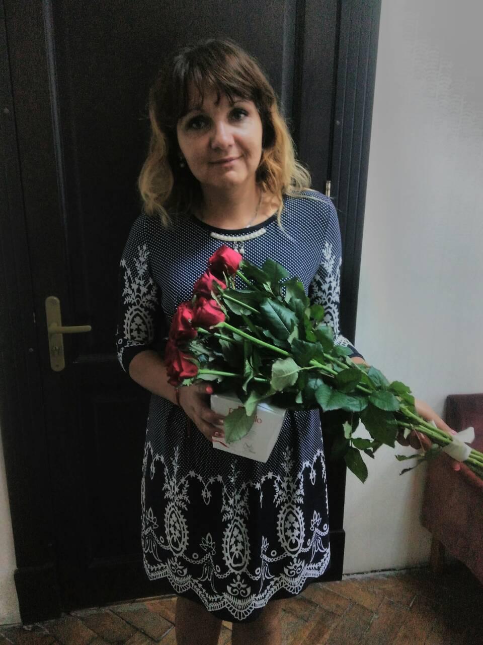 Магазин квітів у Луцьку