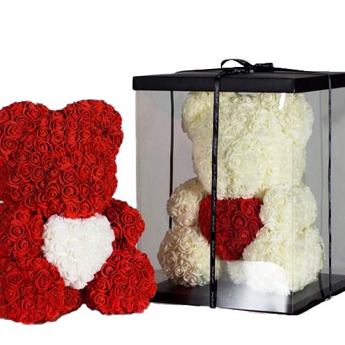 товар Ведмедик з троянд
