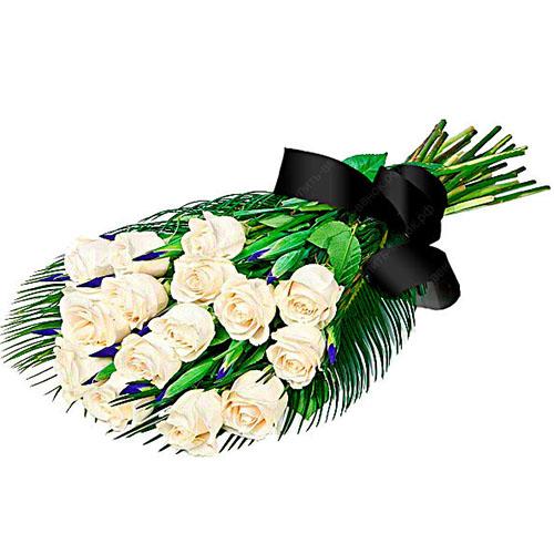 Живі квіти на похорон товар