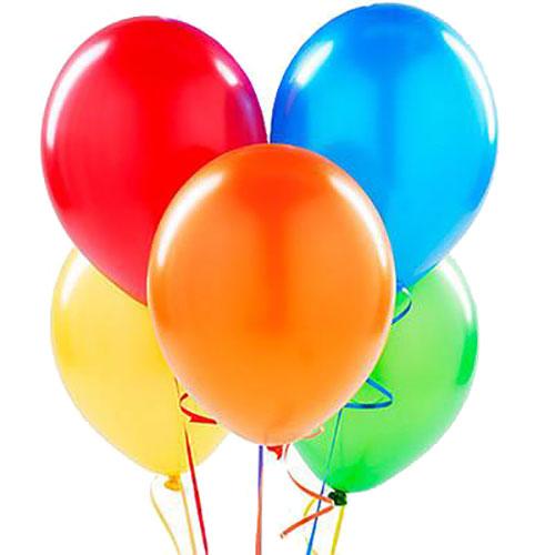 5 повітряних кульок фото
